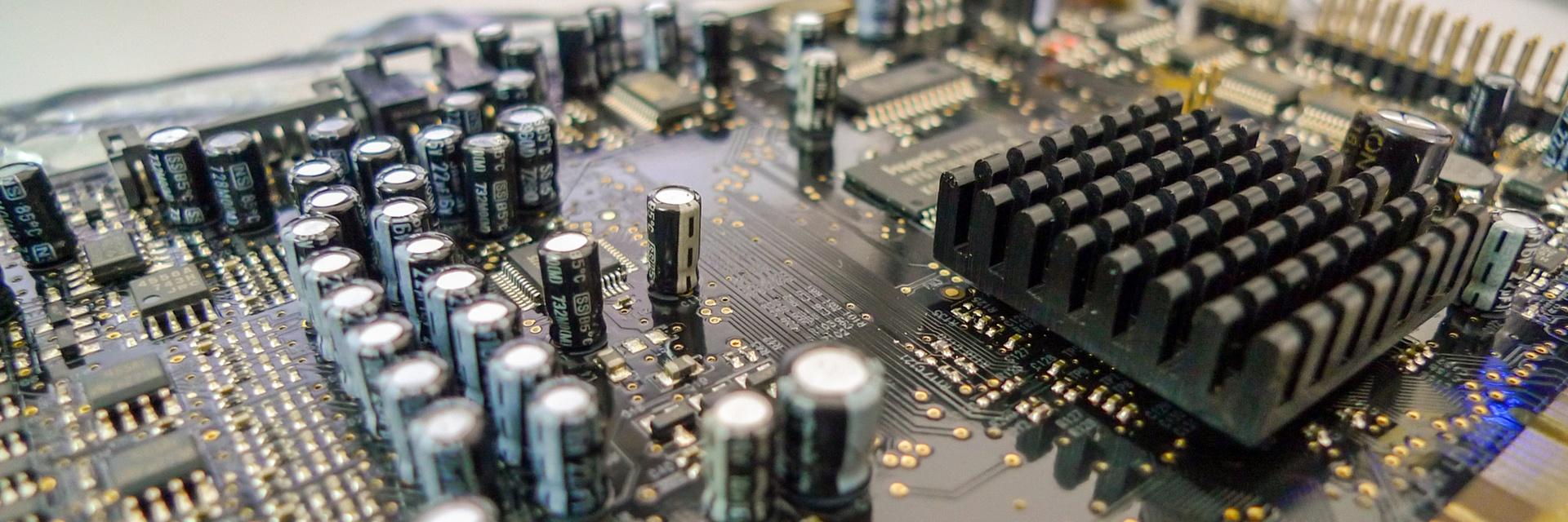 Комплектация электронными компонентами